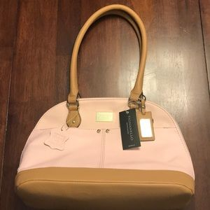 Tignanello Pink Purse